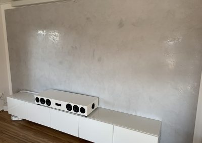 Kreativtechnik-Wohnzimmer